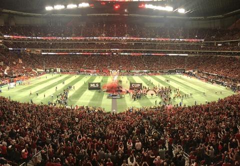 アメリカでのサッカー人気が凄い事になってるwwwwwwwwwwwwwwwwwwwwwwwwwwwwwwwwwww