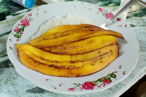 バナナごはん
