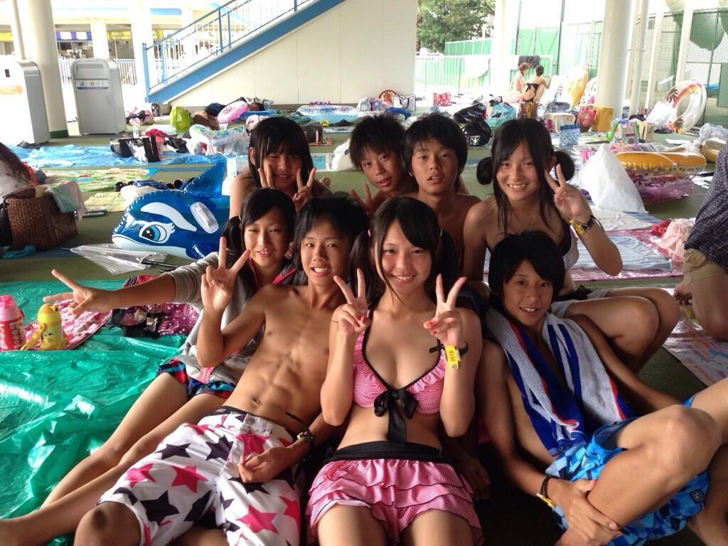 Twitterに水着写真アップする女子中学生wwwwwwwww [無断転載禁止]©2ch.net->画像>294枚
