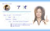 名刺♪Ver.3