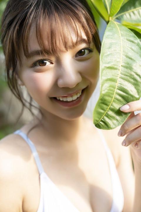 川津明日香1st水着写真集 『明日から。』