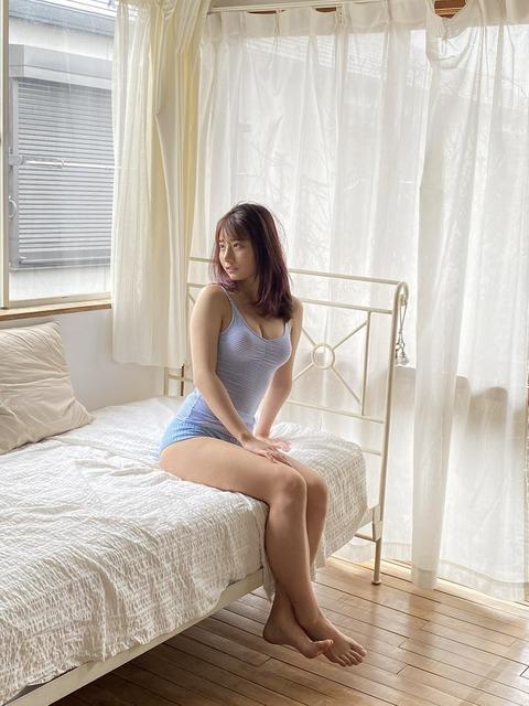 AKB48鈴木優香水着グラビア