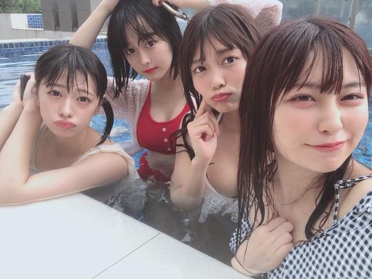 まねきケチャ・中川美優初水着グラビアFLASH
