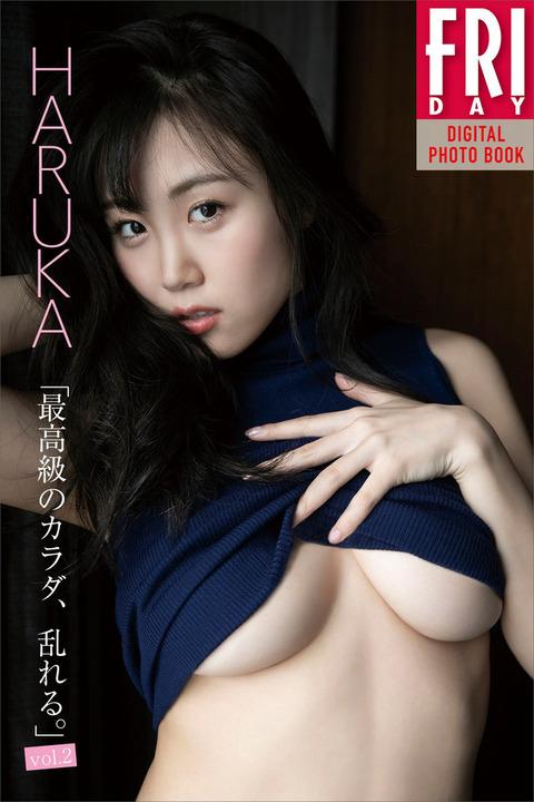 HARUKA「最高級のカラダ、乱れる。vol.2」 FRIDAYデジタル写真集 Kindle版