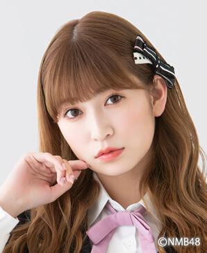 NMB48吉田朱里の水着グラビアオフショット