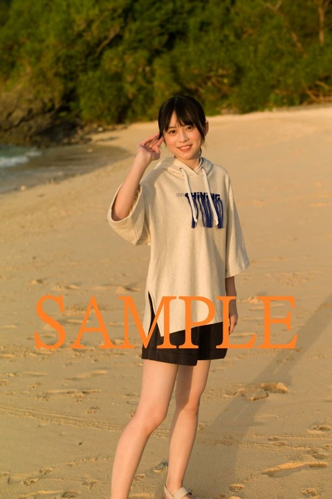 中島由貴の写真集「スケッチブック」