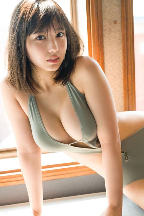 沢口愛華2nd水着写真集「背伸び」