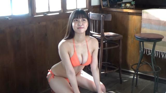 和泉芳怜ヤンマガ水着グラビア (7)