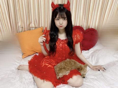 NMB48貞野遥香バストサイズ
