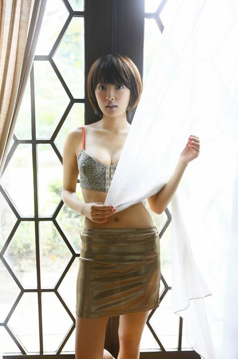 夏菜のデジタル週プレ写真集