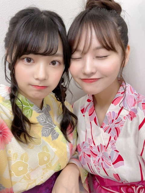 NMB48イ・シヨンかわいい