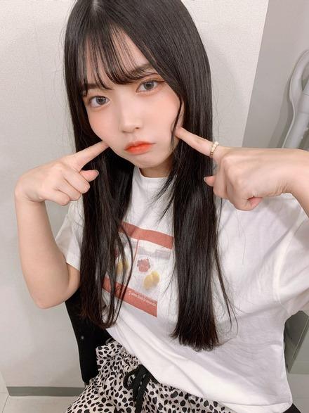 HKT48水上凜巳花かわいい