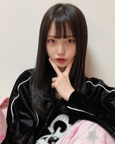 NMB48山本望叶Twitter