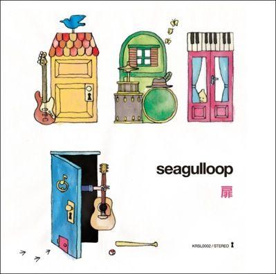 th_th_th_seagulloop『扉』ジャケ