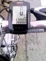 5000キロ到達