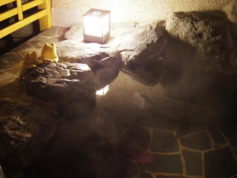 フモフモさん お散歩ブログ 湯の山温泉