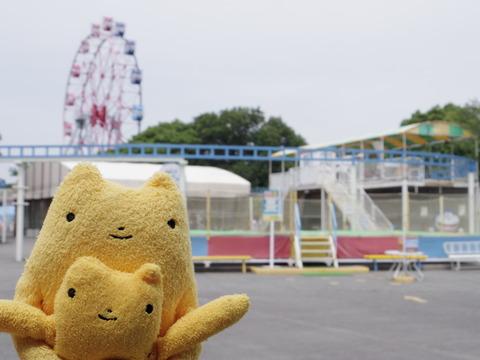 フモフモさん お散歩ブログ みさき公園