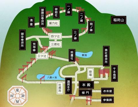 フモフモさん お散歩ブログ 初詣 伏見稲荷大社