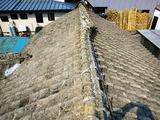 一人暮らしの高齢者世帯の屋根修理