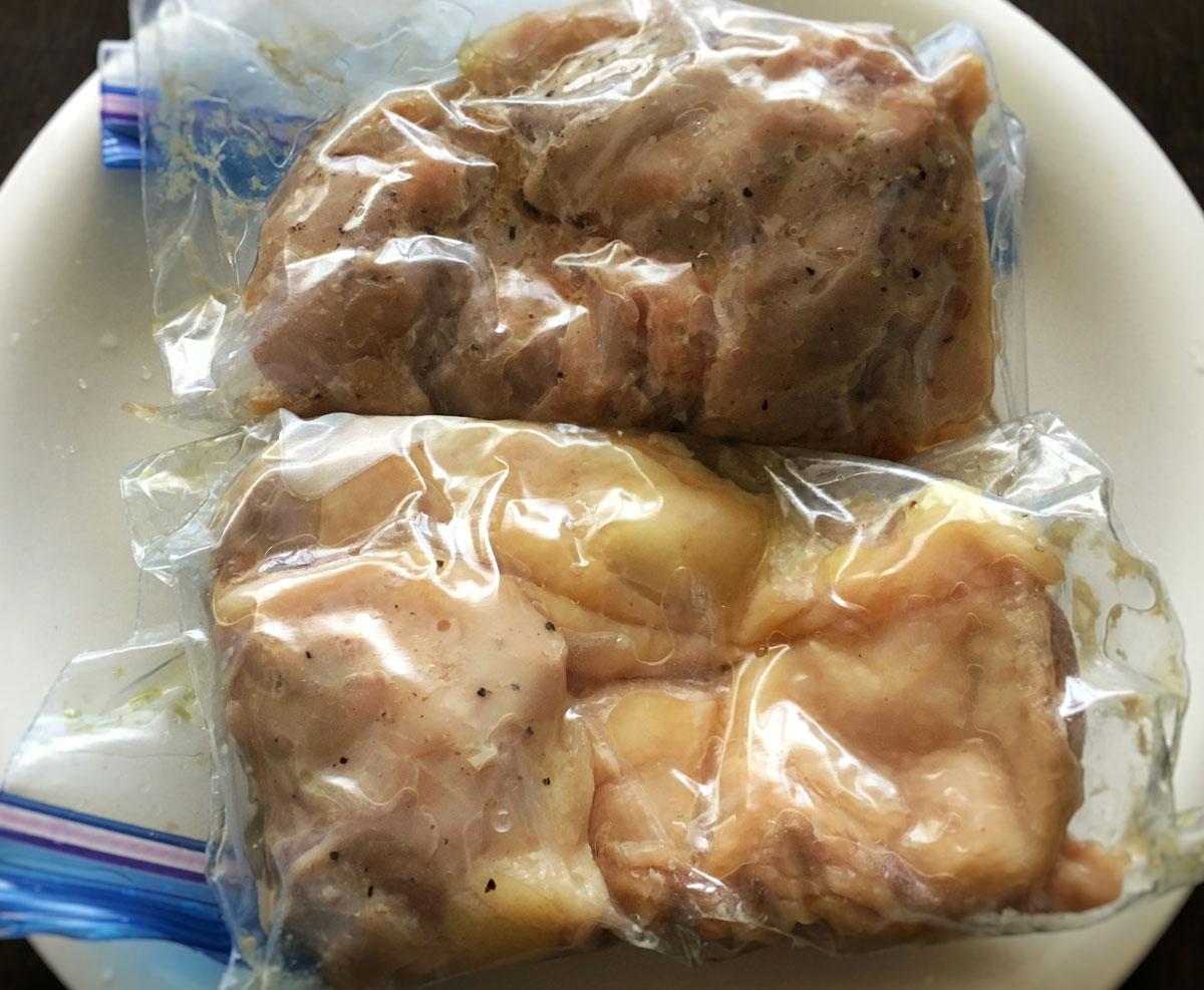 鶏 もも肉 低温 調理