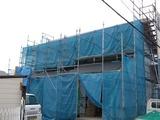 芸工大屋根工事完了