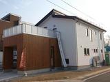 長井モデルハウス外観2