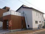 青木ハウスモデルハウス1