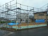 米沢市建て方前準備DSCN1420