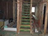 芸工大階段造作