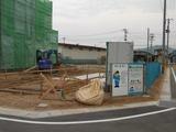 長井市モデルハウス全体