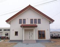 長井小林邸正面