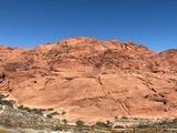 ラスベガスの山
