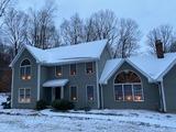 クリスマス窓の灯