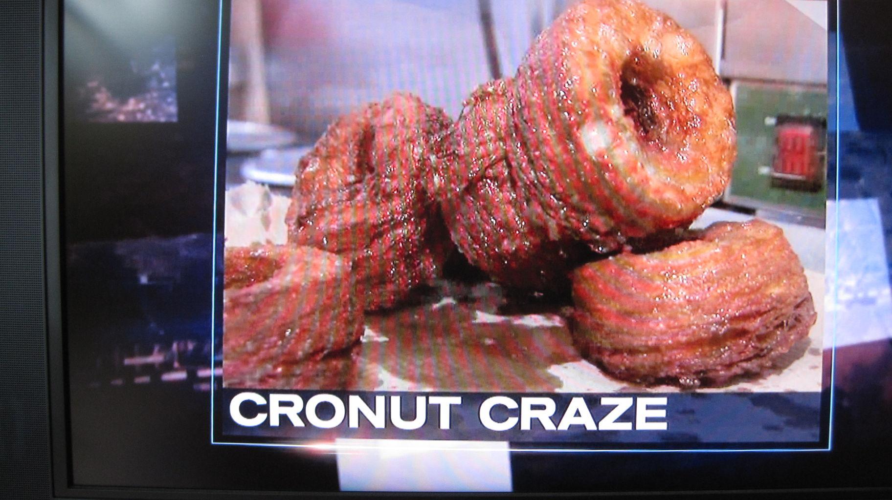 Cronutsクロナッツ