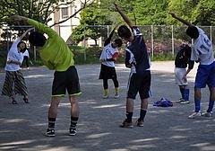 第1回 2010/05/09 アオキング前 『からだの寺子屋』 5