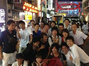 2013年7月19日新宿