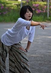 第1回 2010/05/09 アオキング前 『からだの寺子屋』 2