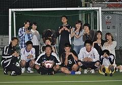 2010/07/13(火) 阿佐ヶ谷フットサルプラス 2 1