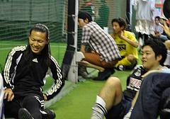 2010/07/13(火) 阿佐ヶ谷フットサルプラス 1 2