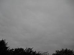 09年9月29日の天気。
