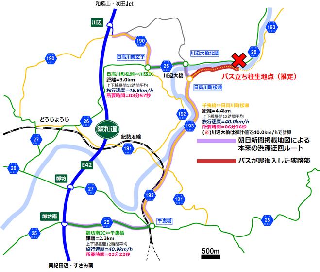 和歌山バス狭路進入事件