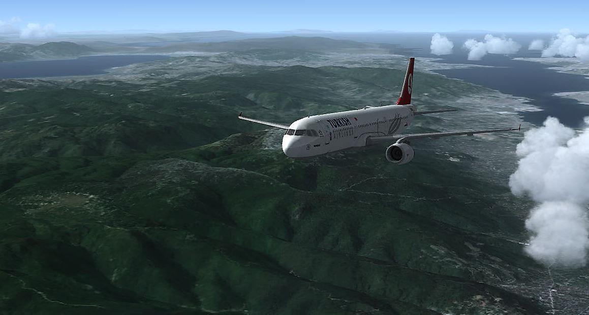 アンカラ エセンボーア国際空港...