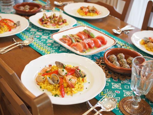「おうちバル!スペイン料理」リクエストレッスンを開催しました♪