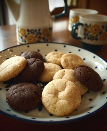 北欧の新食感クッキー☆ドロンマル(drömmar)