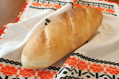 トルコの素朴なパン~フランジャラ~。