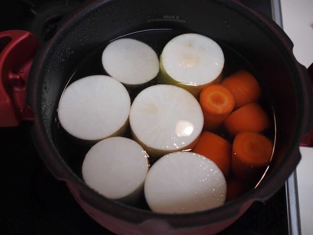 Fal 圧力 レシピ t 鍋