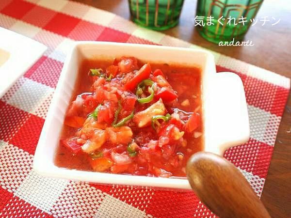 食欲増進♪ メキシコ風万能サルサソースの作り方。