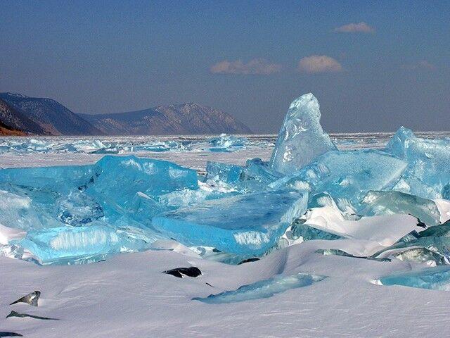 ロシア15イルクーツク バイカル湖-1841354