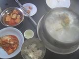 山参参鶏湯