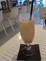 豆乳カフェラテ
